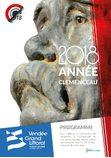 Programmation Culturelle 2018 Année Clemenceau